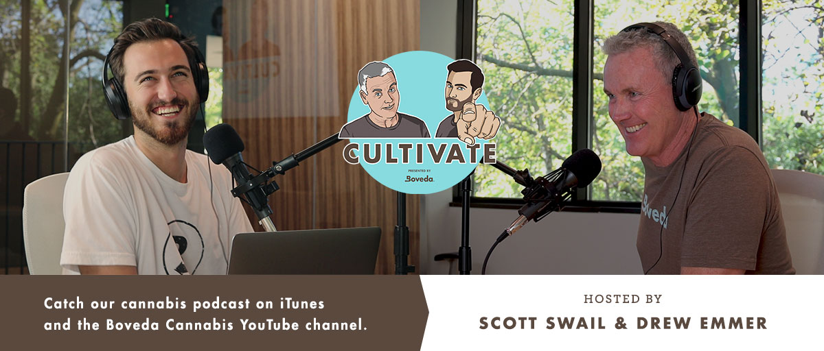 Boveda Cannabis Podcast: Cultivate